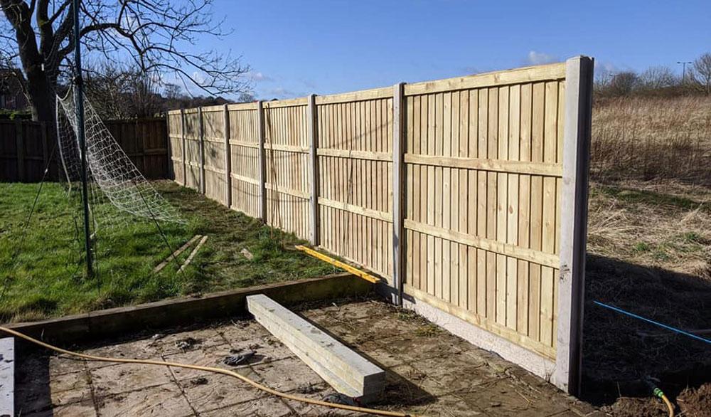 Garden Fence Specialists